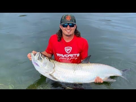 Fishin For Giant TARPON! {Grand Cayman}