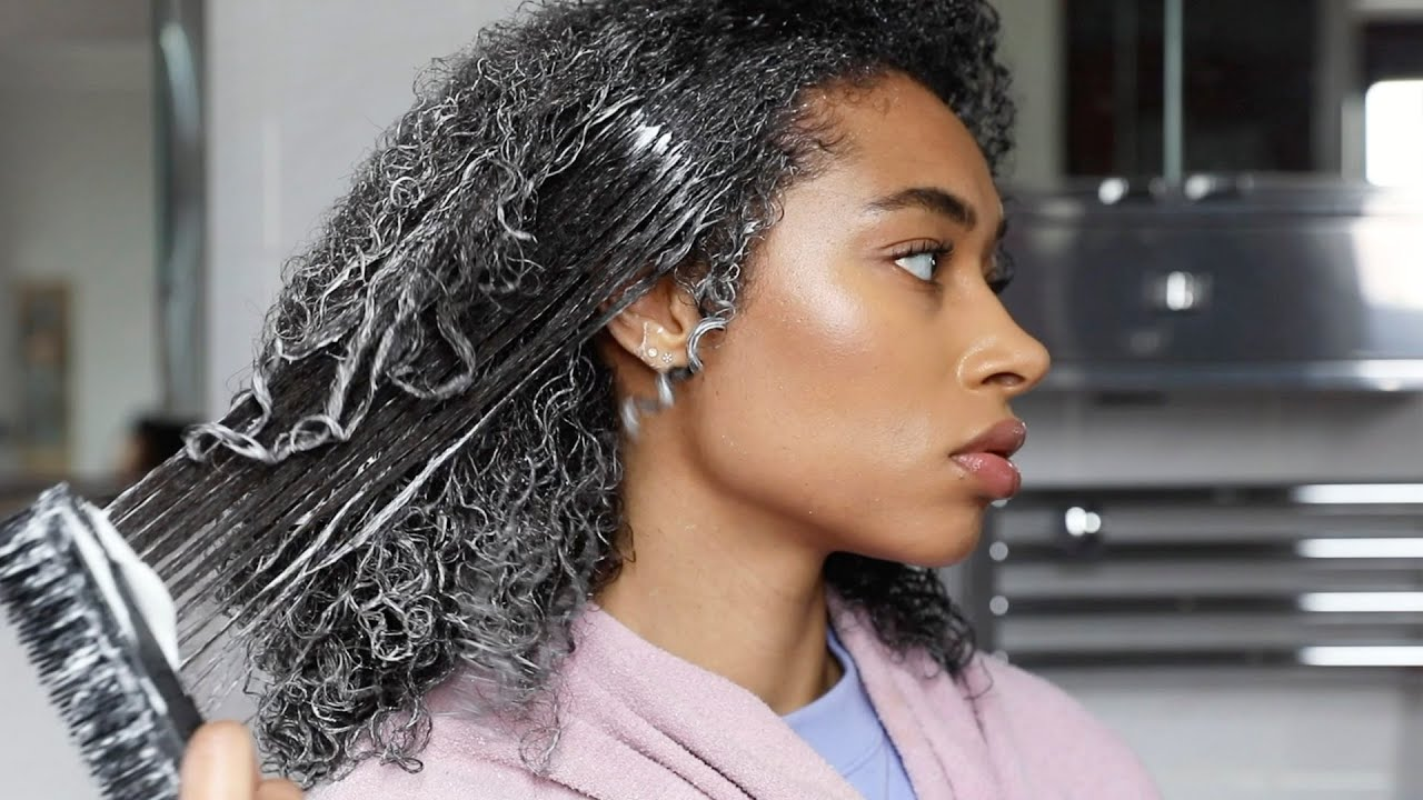 Download Wash Day Routine   3C Natural Hair