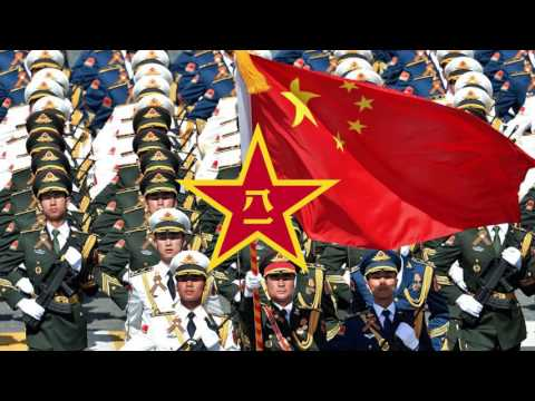 Anthem of the People's Liberation Army (中国人民解放军军歌) Instrumental.