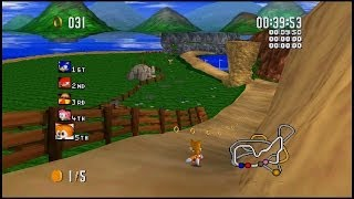 Dolphin Emulator 4.0.2   Sonic Gems Collection [1080p HD]   Nintendo GameCube