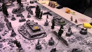 Salute Wargames Show 2015