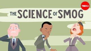 The science of smog - Kim Preshoff