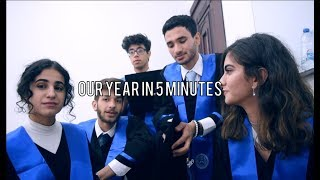 our year in 5 minutes | Al Najah Class of 2019 Graduation Video