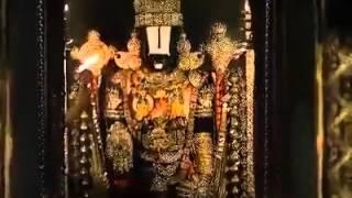 Tirupati balaji mandir Arati video