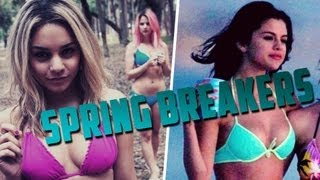 SPRING BREAKERS Trailer- Selena Gomez, Vanessa Hudgens, Ashley Benson