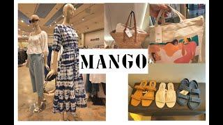 Шоппинг влог Mango НОВИНКИ Весна Лето 2021