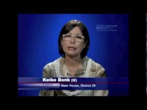 Keiko Bonk vs Calvin Say the PLDC and Corporate Strangling of Hawaii
