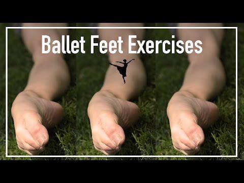 ¡HOW TO GET AMAZING BALLET FEET! I Mejora tus empeines, ejercicios I Piece Ofme