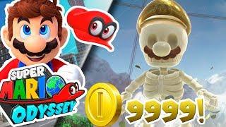 VUELVETE MILLONARIO EN POCO TIEMPO!! | 🎩 Super Mario Odyssey 🎩 | Guía Co-Op en Español al 100%
