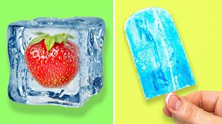33 SUMMER LIFE HACKS FOR EVERYDAY SITUATIONS