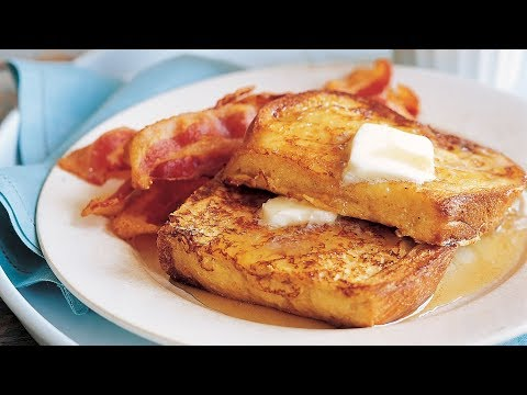 I Made French Toast From Organic Oat Bran Bread!