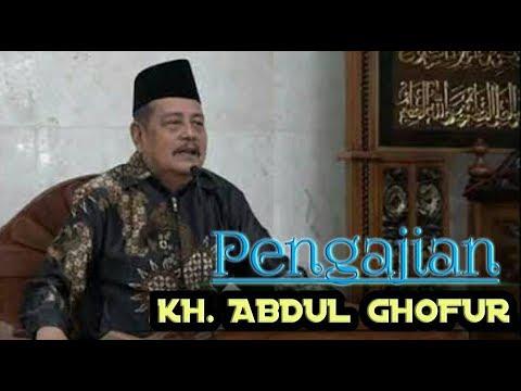 Pengajian KH. Abdul Ghofur