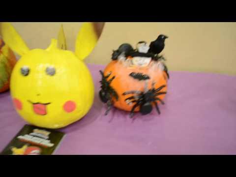 Pumpkin Contest at Alta Vista School, Lamar, CO