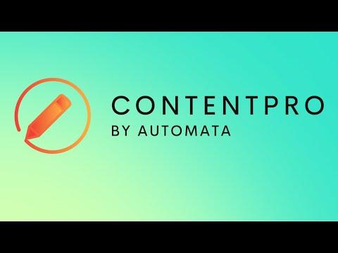 ContentPro #0
