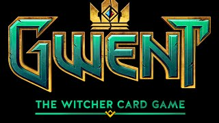 Gwent - Kill The Servers event - Noob playing Witcher Cards