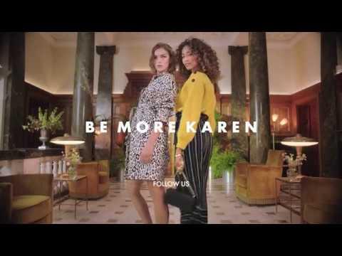 Karen Millen | Be More Karen