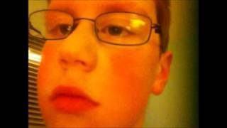 Brandon and his favourite song Beauty and Stupid by Hide, 8 yrs old