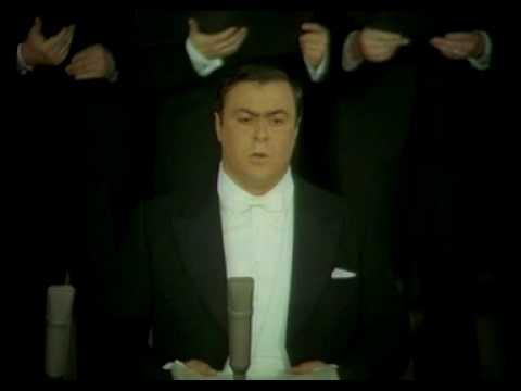 Luciano Pavarotti ~MESSA DA REQUIEM  by Giuseppe Verdi