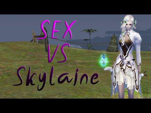 Sex Vs SkyLine |03.09.2019| GvG на сервере DesertPW |Perfect World 1.5.3| Шаман (TP)