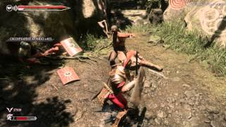 Ryse: Son of Rome PC Gameplay Ultra Settings