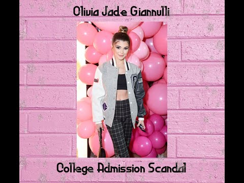 Olivia Jade College Admission Scandal, Is It Really That Bad? thumbnail