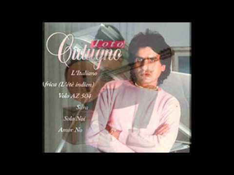 Toto Cutugno et Joe Dassin - L'Ete Indien africa