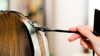 Профессиональное окрашивание волос в ДОМАШНИХ УСЛОВИЯХ
