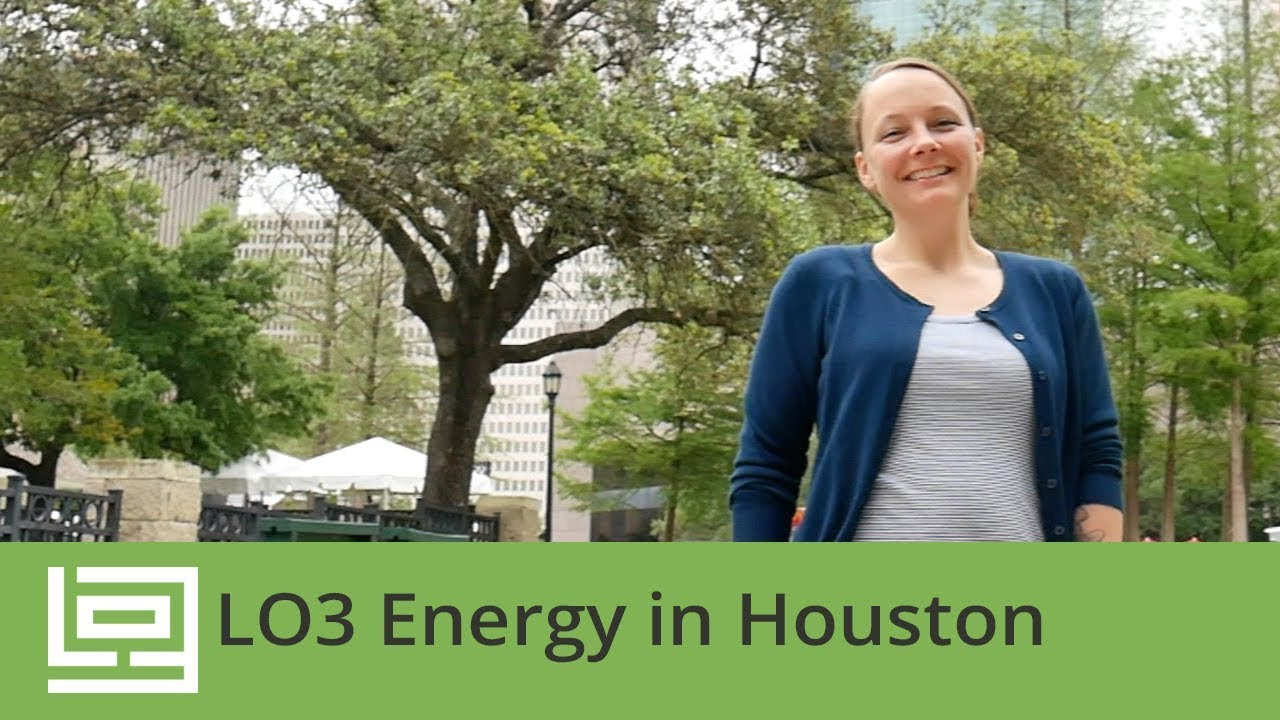 Direct Energy Business and LO3 Energy in Houston