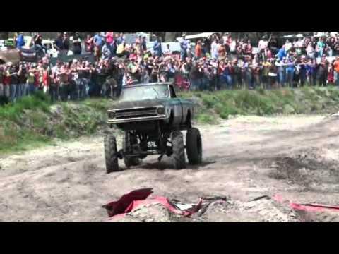 Pudding Creek mud Bog Truck Challenge part 2.