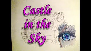 Drawing the Characters from Laputa Castle in the Sky (Colab with Marcus Moylan)