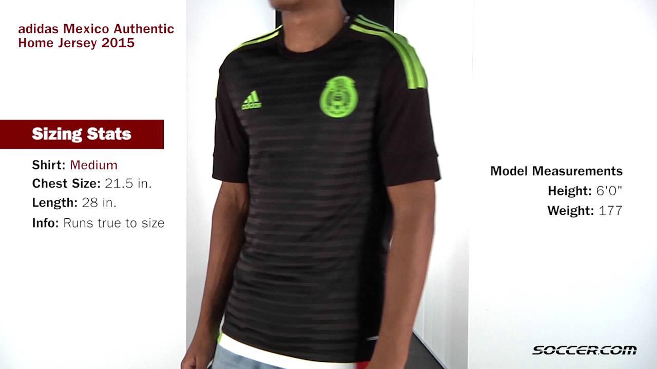 Adidas Messico Fede A Casa Nel New Youtube Jersey Il 2015 Su Youtube New a34fe3