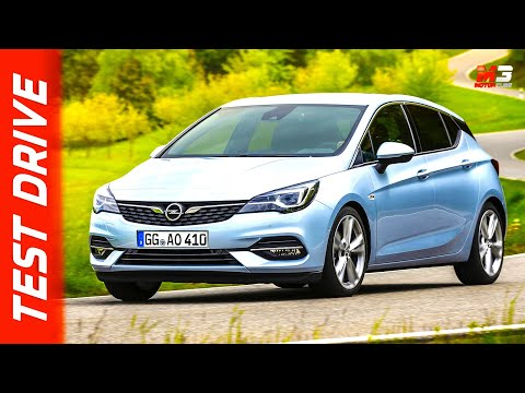 NEW OPEL ASTRA 2020  - CRUISE CONTROL ADATTIVO - FIRST TEST DRIVE