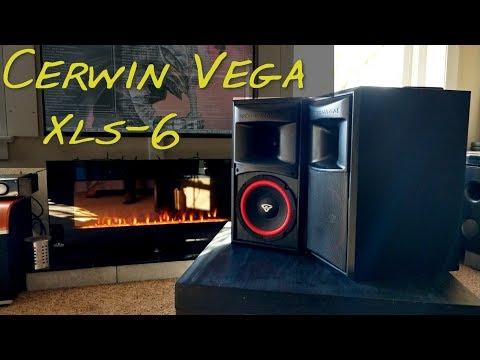 Z Review  Cerwin Vega XLS6 A soft supple CV loudspeaker?