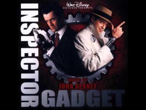 Inspector Gadget - Main Tiles