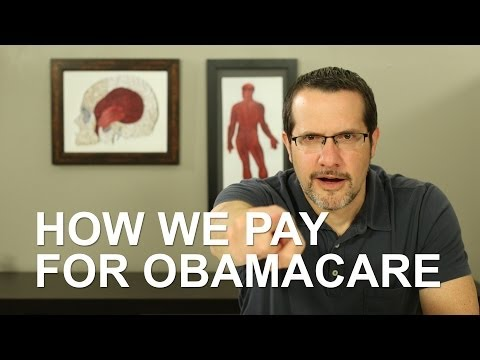 How We Pay For Obamacare Healthcare Triage