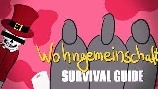 Wohngemeinschaft (WG) - Tommys seriöse Survival Guides