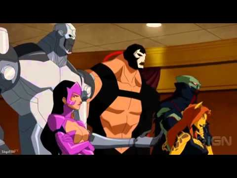 Justice League: Doom - Official Trailer на русском [SkyeFilm.TV]