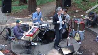 Sean Hayes - Before We Turn to Dust, UC Berkeley Botanical Gardens, 6-13-13
