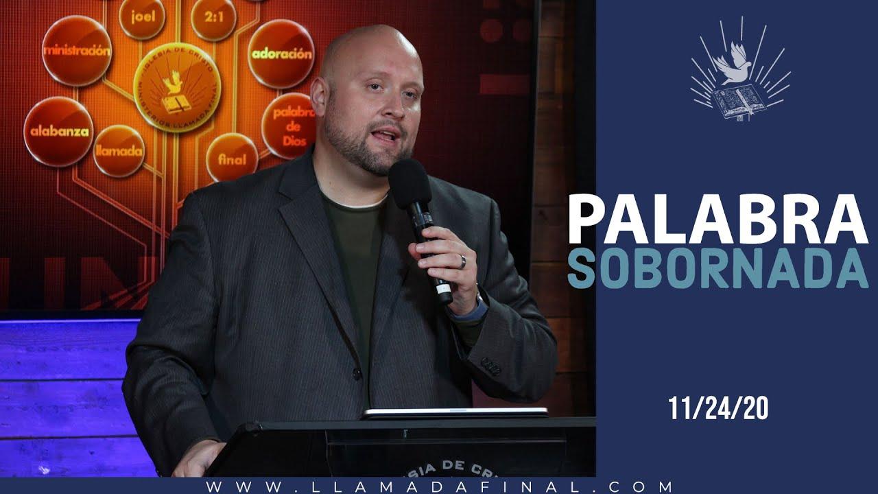 Palabra Sobornada | Nehemias 6:12 | Pastor Pablo Azurdia | Online Sevice