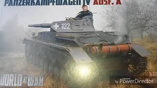 IBG Models 1//72 PANZERKAMPFWAGEN IV AUSF D The World At War Series