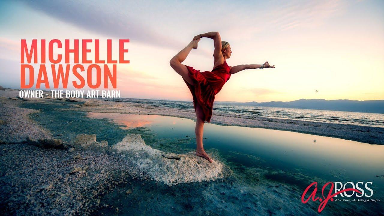 Creative Marketing Episode 18 Marketing A Yoga Studio Michelle Dawson 12 12 18 Youtube