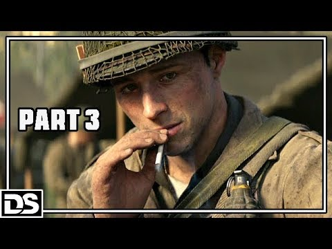Call of Duty WW2 Gameplay German #3 - Operation Cobra - Let's Play Call of Duty WW2 Singleplayer