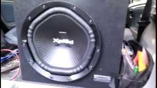 Sony Xplod N1004 + XS-NW12022E