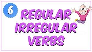 6.Sınıf İngilizce | Regular - Irregular Verbs