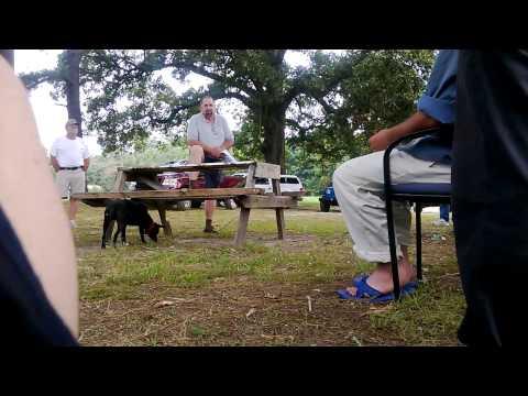 North Carolina Growers Association Rep Slugs Farmworker Union Organizer