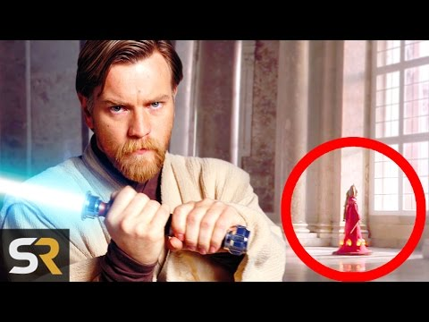 10 Star Wars Movie Mistakes You Missed...