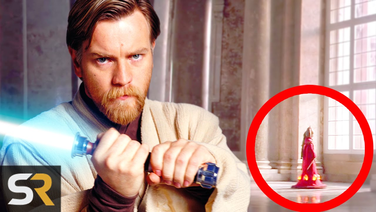 10 Star Wars Movie Mistakes You Missed Prequel Edition