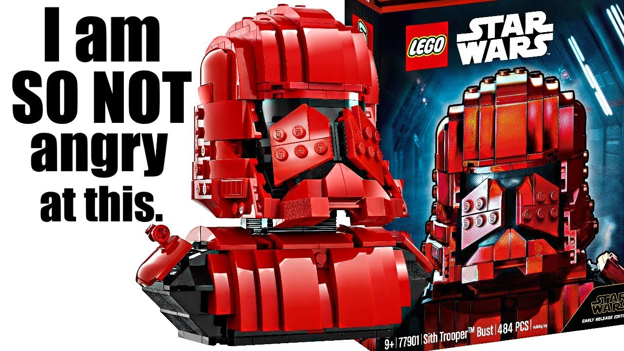 LEGO Star Wars SDCC 2019 - Boring  And that's a GOOD thing?!