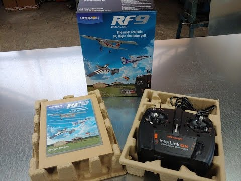 Real Flight 9 RF9 simulator BEST way to start to learn flying RC planes by Pilot Roberts choice