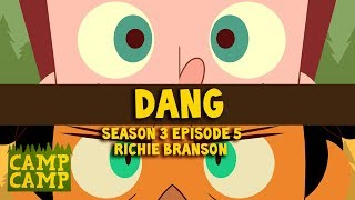Camp Camp Soundtrack: Dang - Richie Branson | Rooster Teeth